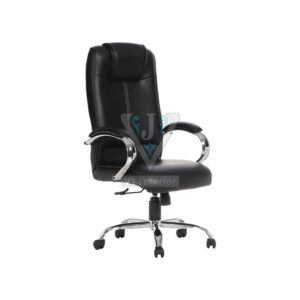 THE CORBATA HB EXECUTIVE CHAIR BLACK