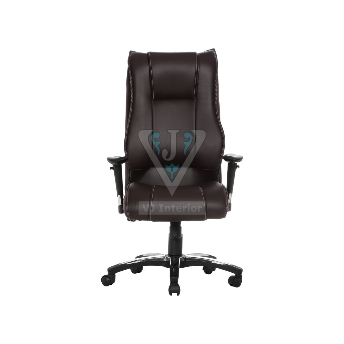 THE DEOREJA HB EXECUTIVE CHAIR BROWN