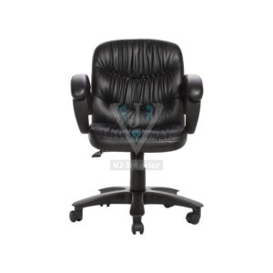 THE SORIENTE LB WORKSTAION CHAIR BLACK
