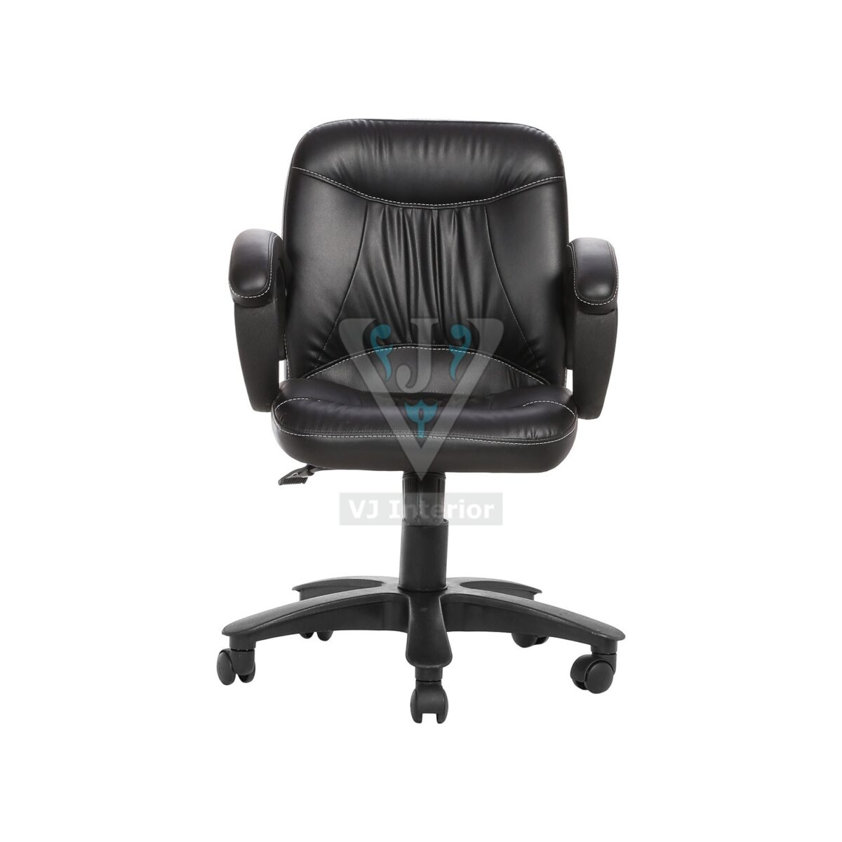 THE DELANTAL LB WORKSTAION CHAIR BLACK
