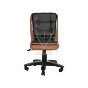 THE LIBRANEJAR LB WORKSTAION CHAIR COPPER AND BLACK