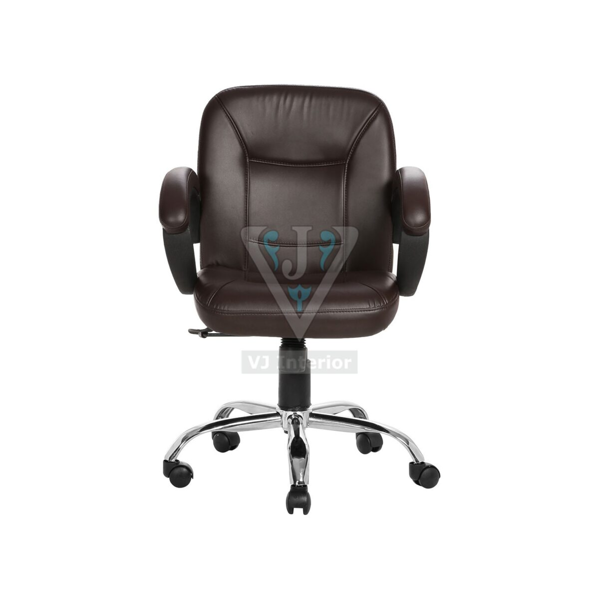 THE ACABADO LB WORKSTAION CHAIR BROWN
