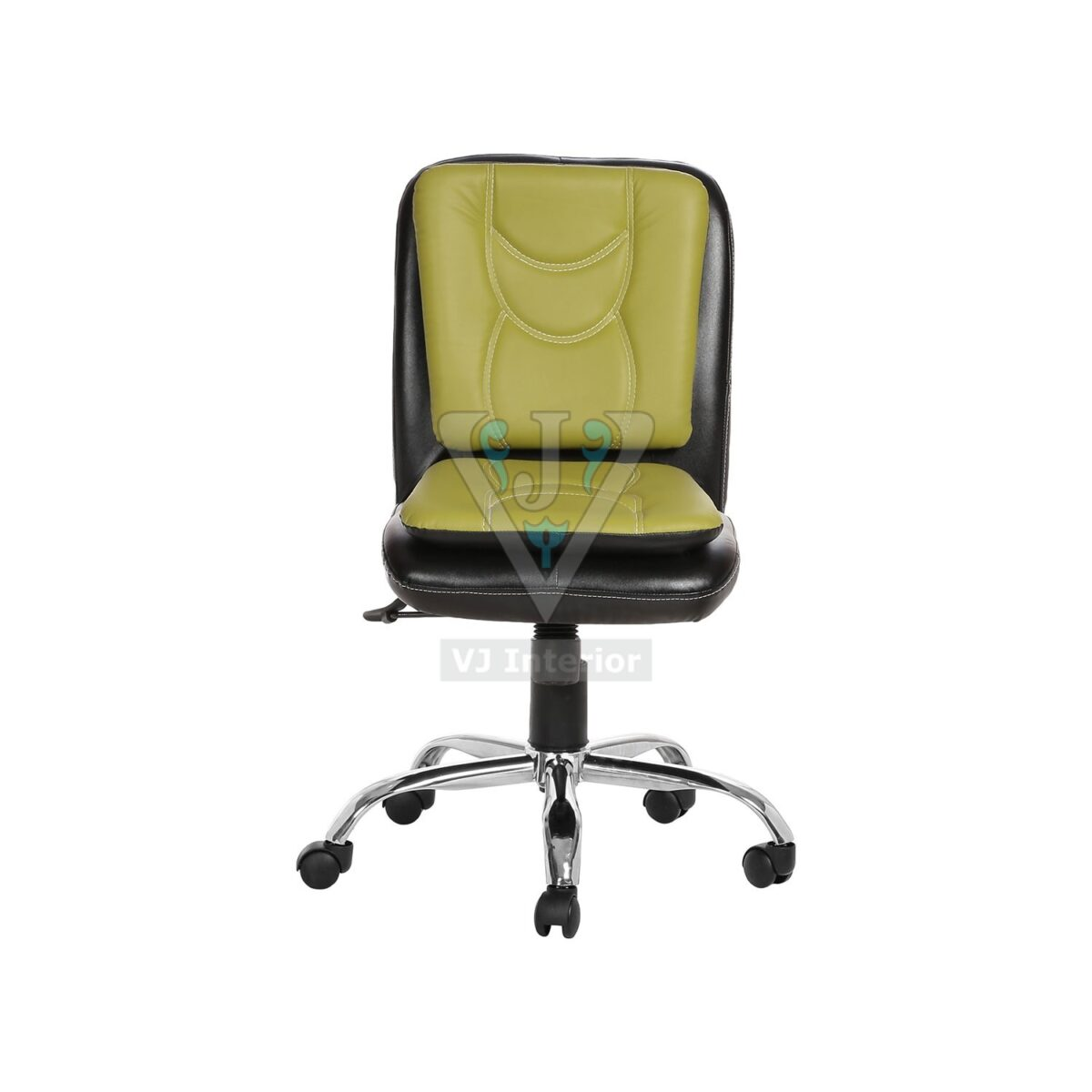 THE LIBRANEJAR LB WORKSTAION CHAIR BLACK AND CAMO