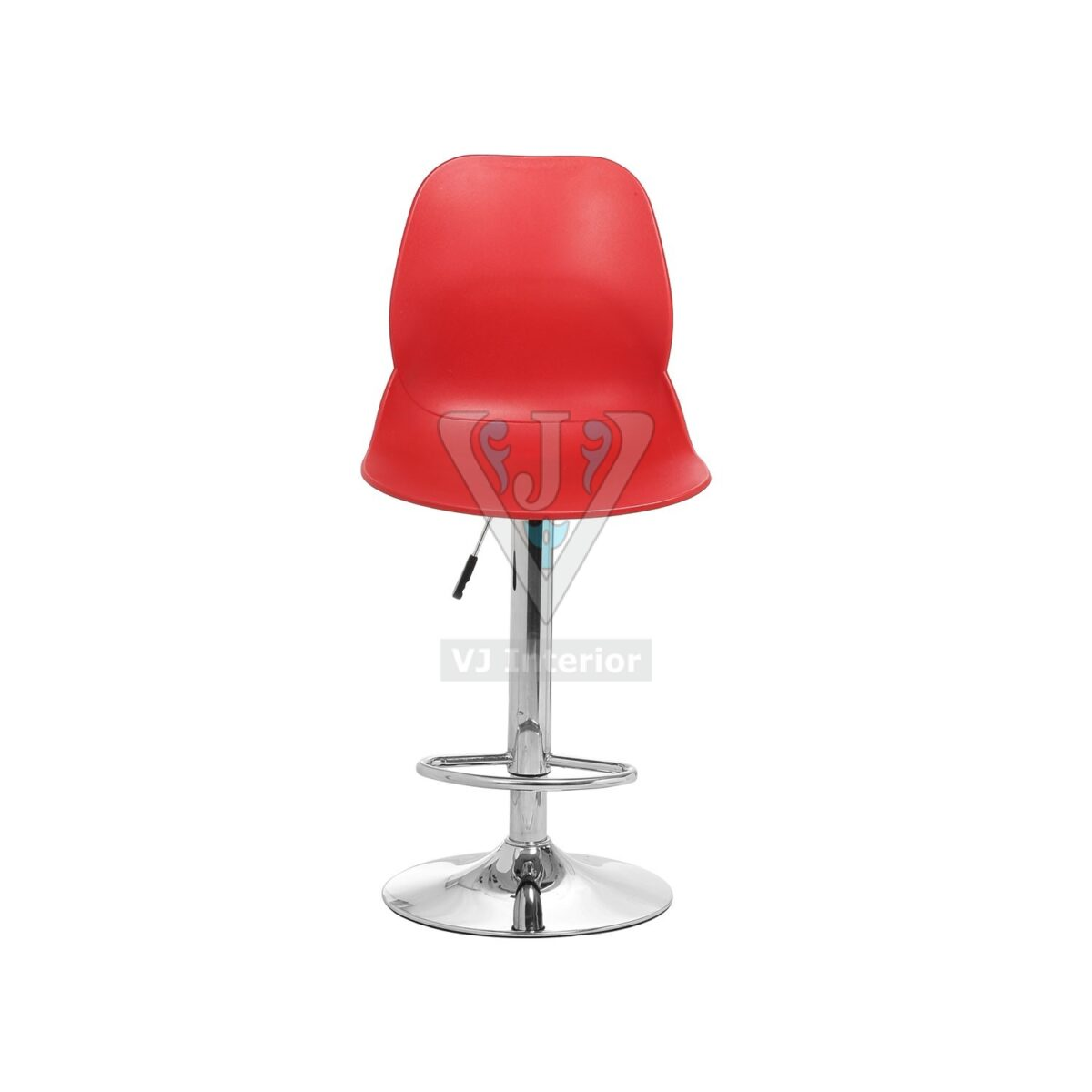 THE MANZANA BAR STOOL RED