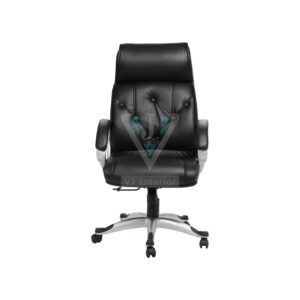 THE SIETE HB EXECUTIVE CHAIR BLACK
