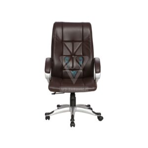 THE MENIQUE HB EXECUTIVE CHAIR BROWN
