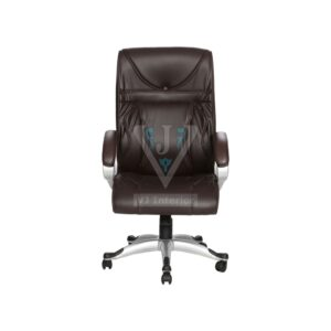 THE HENNA HB EXECUTIVE CHAIR BROWN