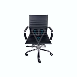 THE ESCALERA CONFERENCE OFFICE CHAIR BLACK