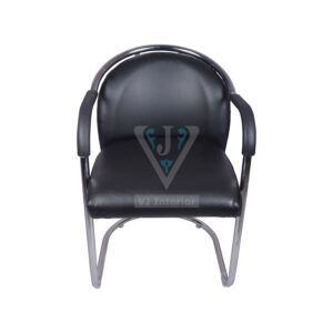 THE INTEGRO MID BACK GUEST CHAIR BLACK