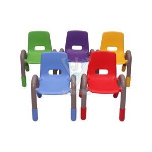THE VOLVER ENGINEERING PLASTIC KIDS CHAIR FIVE PIECES