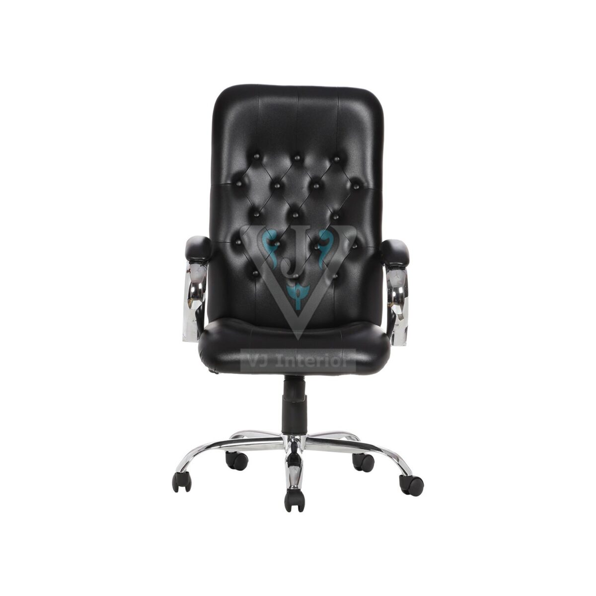 THE GRORO HB EXECUTIVE CHAIR BLACK