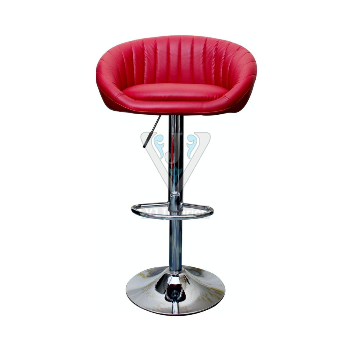 VJ-372-INTERIO CUSHIONED BAR STOOL