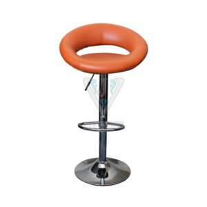 VJ-376-INTERIO CUSHIONED BAR STOOL