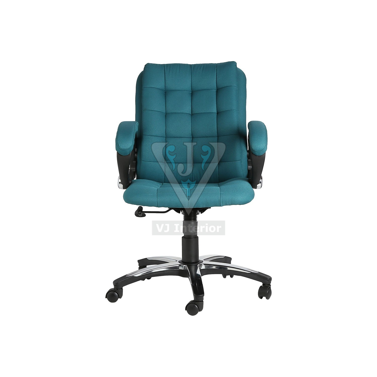 Outstanding The Brillo Executive Mb Ocean Green Squirreltailoven Fun Painted Chair Ideas Images Squirreltailovenorg