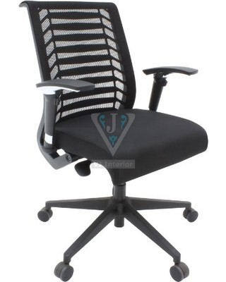 Branded Mesh Office Chair | Office Chair | VJ Interior