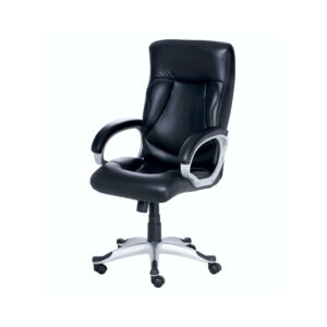 THE OIDUS EXECUTIVE HIGH BACK CHAIR IN BLACK COLOR