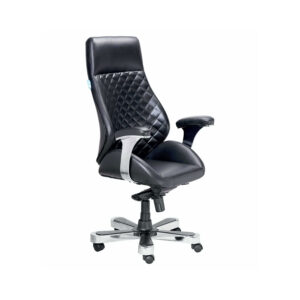 THE GALLETA EXECUTIVE HB CHAIR IN BLACK COLOR