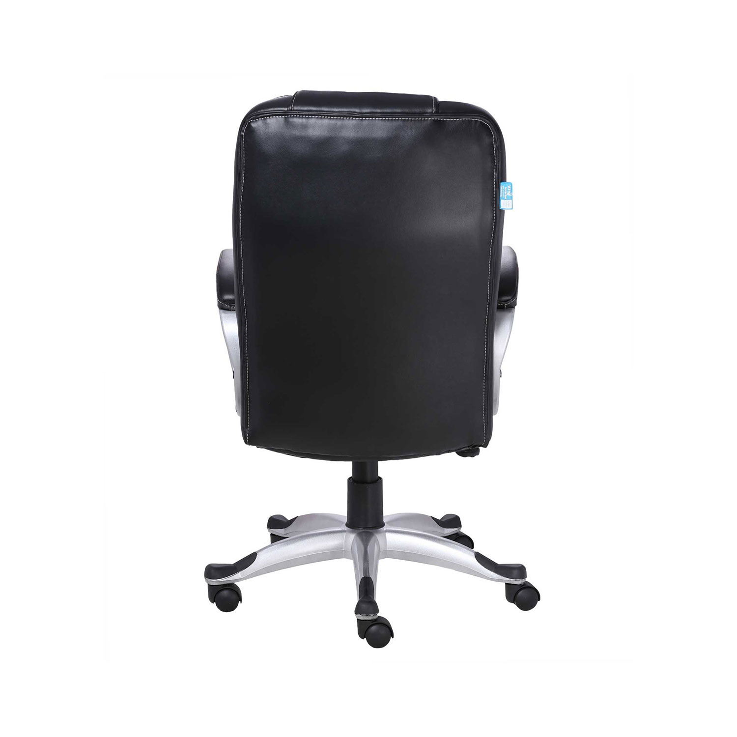 The Lovely Executive High Back Chair In Black Color Vj