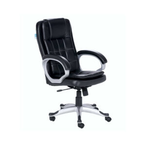 THE LOVELY EXECUTIVE HIGH BACK CHAIR IN BLACK COLOR