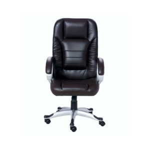 THE REMANSO EXECUTIVE HIGH BACK CHAIR IN BLACK COLOR