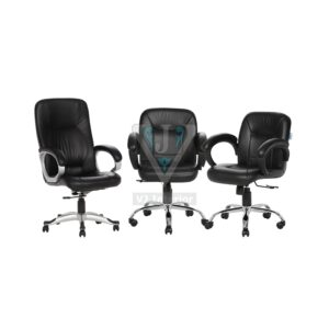 One High Back with MB Office Chair Set