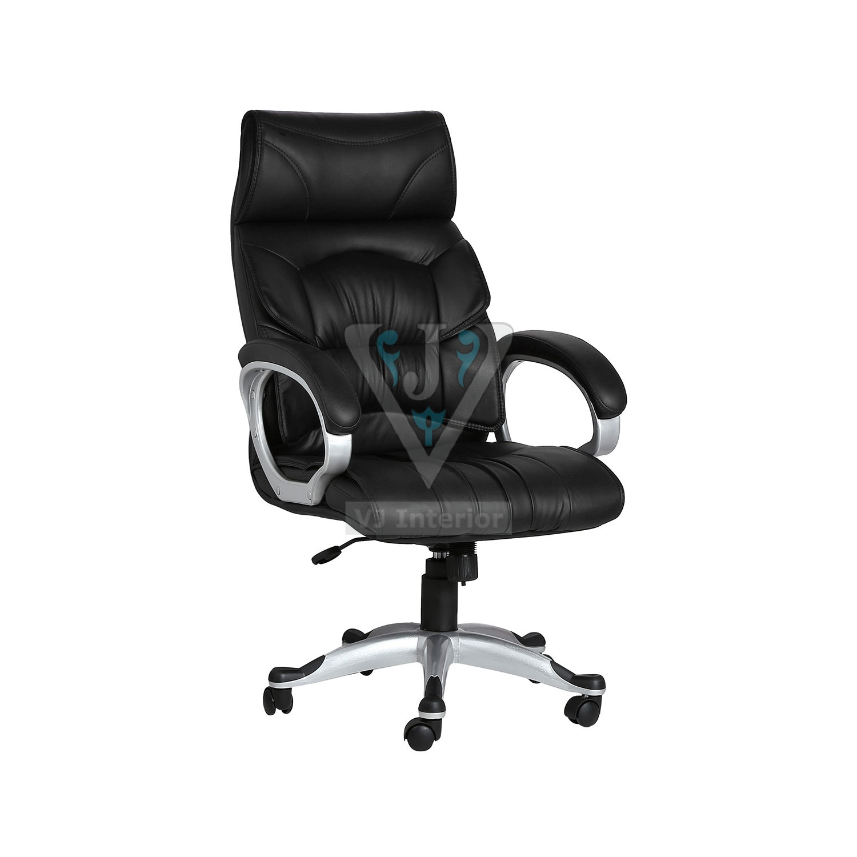 Executive High Back fice Chair Doblepiel VJ Interior