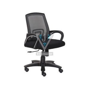 MESH EXECUTIVE CHAIR IN BLACK
