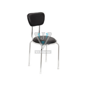 RESTAURANT CHAIR IN BLACK COLOR