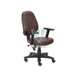 COMPUTER CHAIR WITH ADJUSTABLE ARM