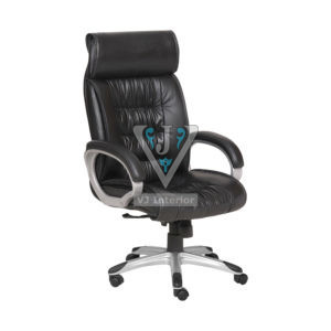 Black Revolving High Back Office Executive chair