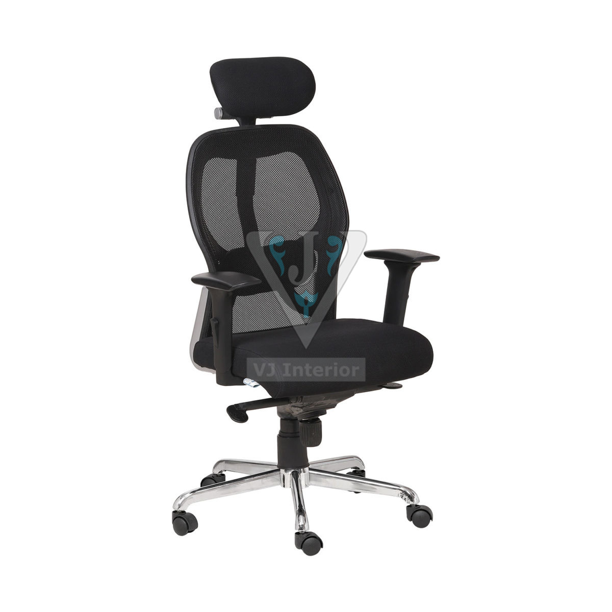 MESH EXECUTIVE CHAIR WITH ADJUSTABLE ARM