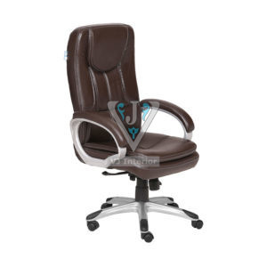 EXECUTIVE OFFICE CHAIR IN BROWN COLOR