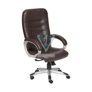 Dark Brown High Back Office Executive chair