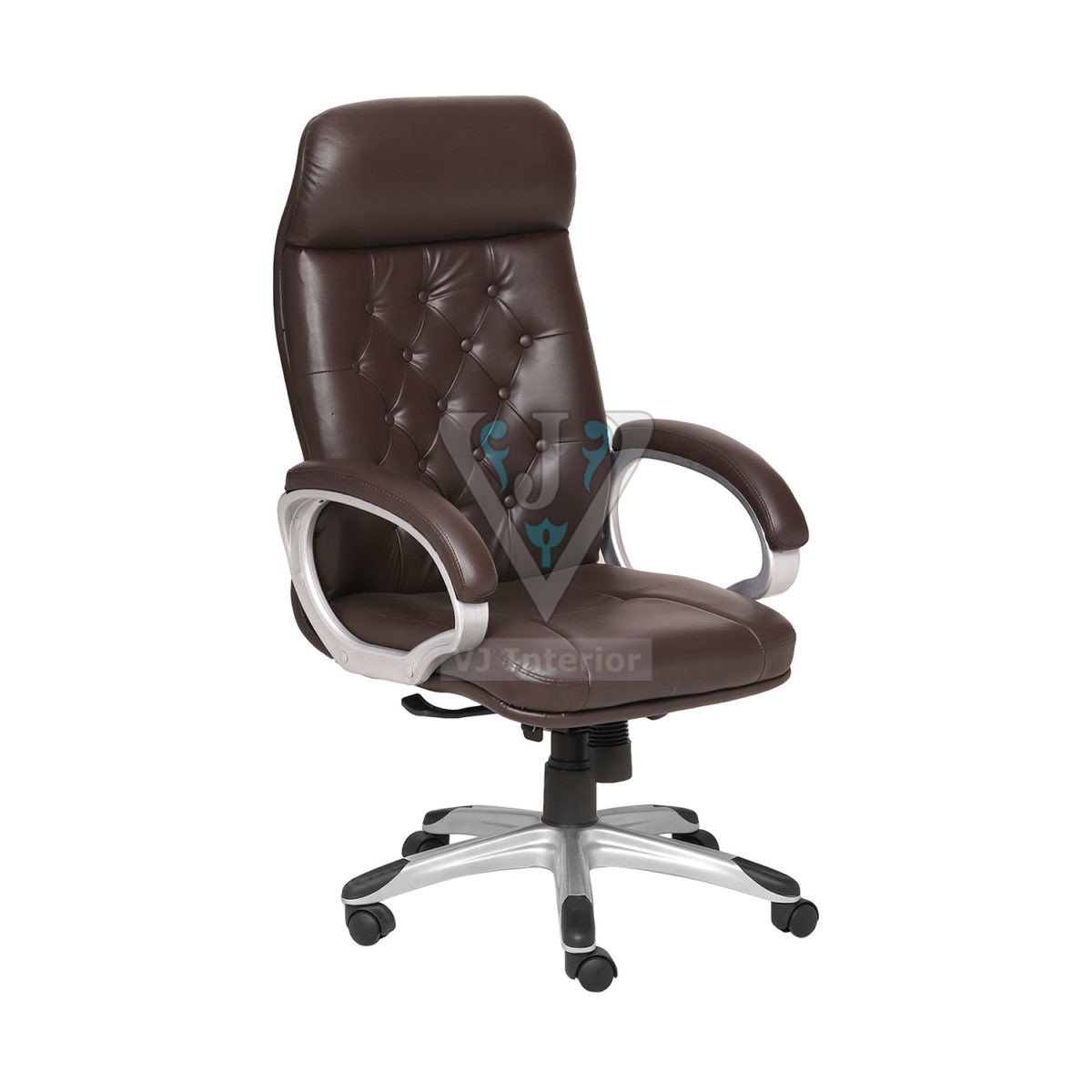 Brown High Back Office Executive Chair