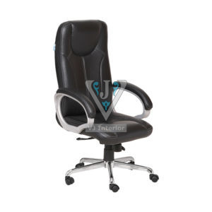 EXECUTIVE OFFICE CHAIR IN BLACK COLOR