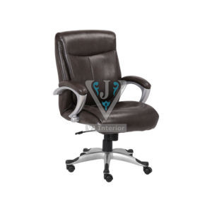 EXECUTIVE OFFICE CHAIR IN BROWN