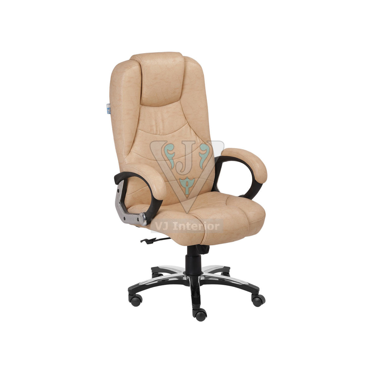 Affordable Office Executive chair Online In Tan Color