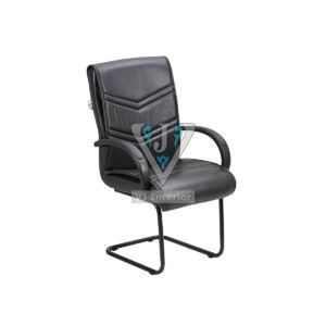 Simple Leather High Back Office Chair