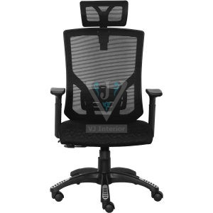 High Back Mesh Black Color Office Executive Chair