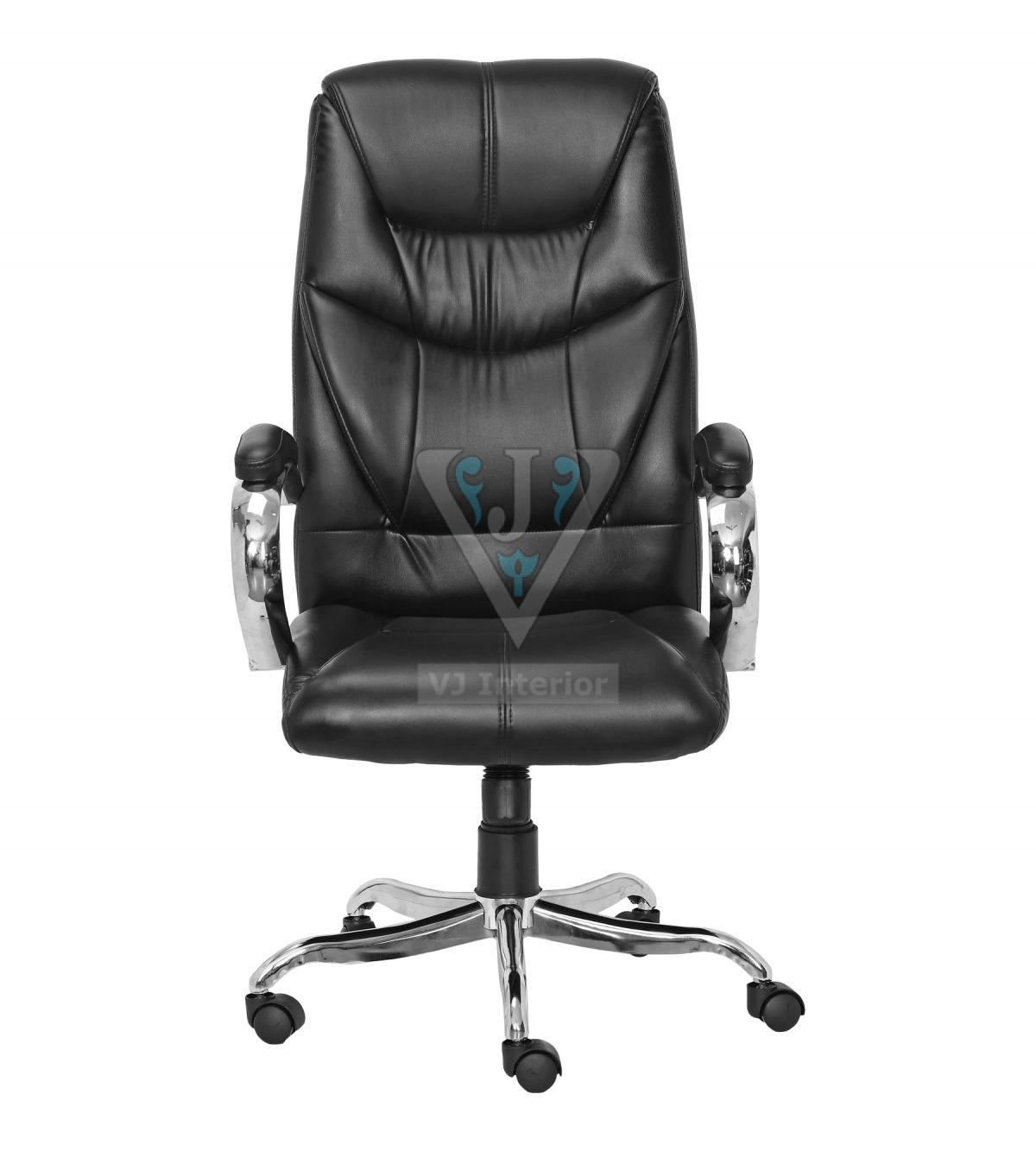 Doblepie Black Office Executive Chair High Back