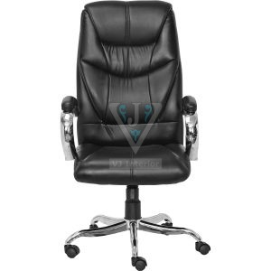Doblepie Black Office Executive Chair High Back