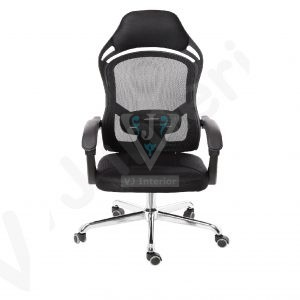 Black Swivel Ergonomic Office Executive Chair